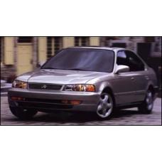 Acura 1.6EL 1997 to 2000 Service Workshop Repair manual