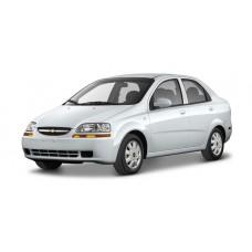 Chevrolet Aveo 2002  to 2006 Service Workshop Repair manual