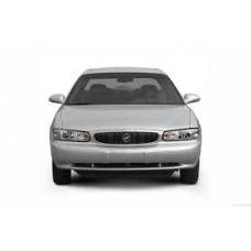 Buick Century 1997 to 2005 Service Workshop Repair manual