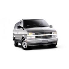Chevrolet Astro 1995 to 2005 Service Workshop Repair manual