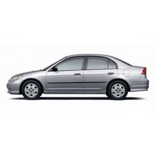 2001 Honda Civic Lx Repair Manual