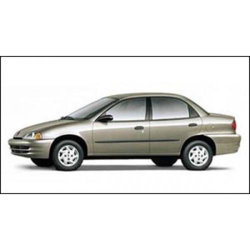 Pontiac Firefly 1995 To 2001 Service Workshop Repair Manual
