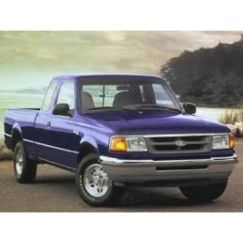 Ford 1997 Ranger Manuals