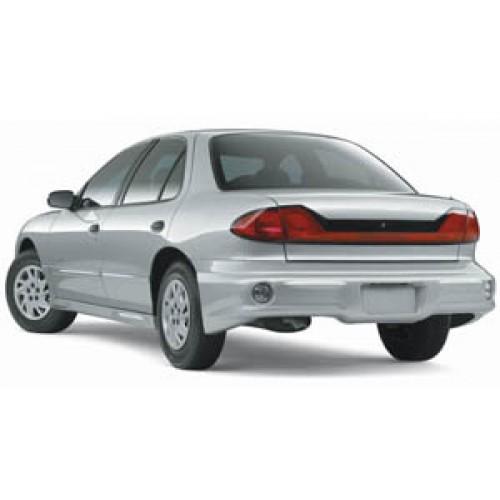 2002 Pontiac Sunfire Owners Manual