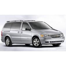 Chevrolet Venture 1997 to 2005 Service Workshop Repair manual
